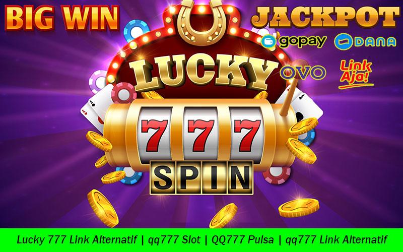 Lucky 777 Link Alternatif